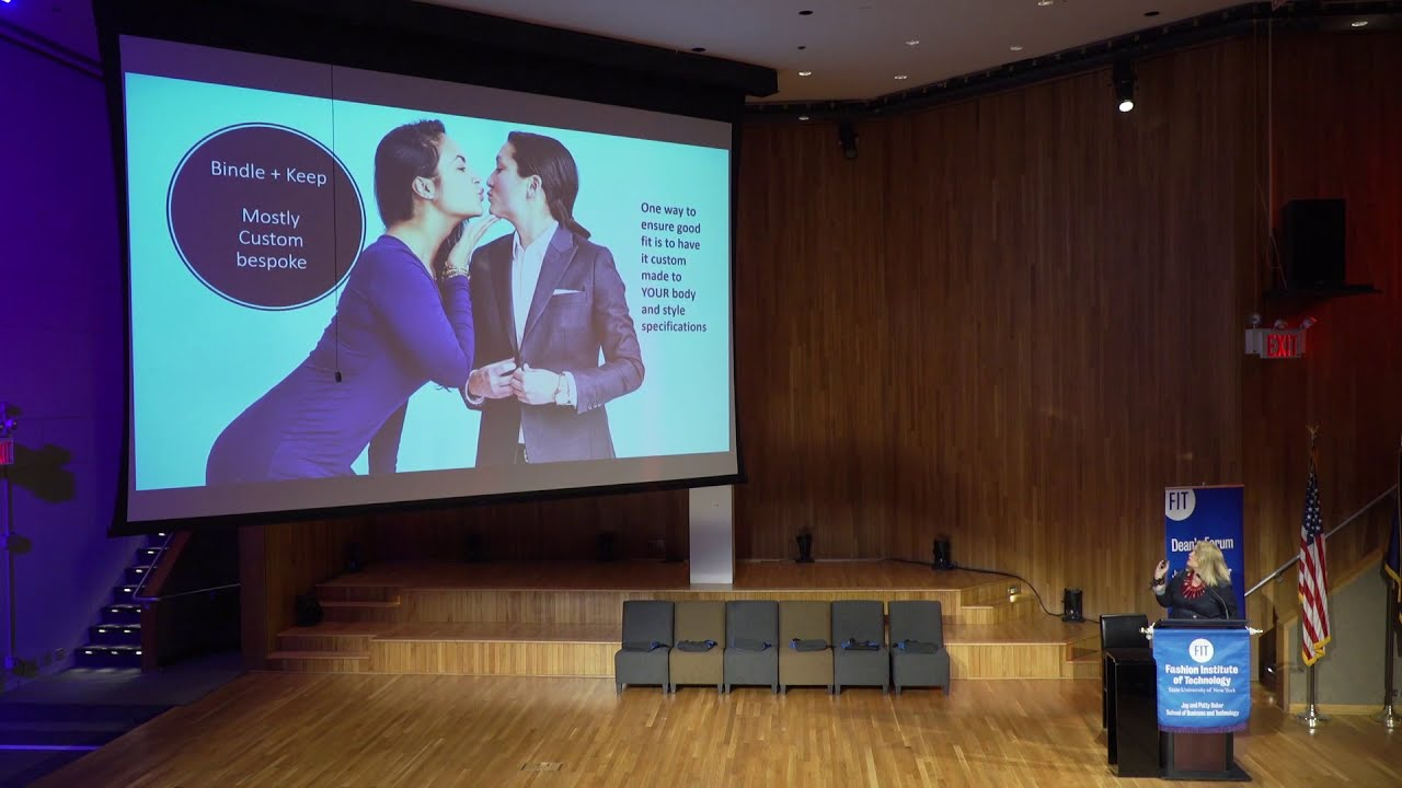 Dean's Forum: The Business of Gender Neutral Fashion: The Future Is Fluid