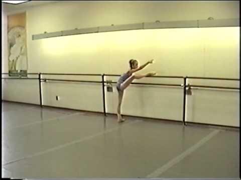 Katherine Healy & Ashley McAleer Ballet Coaching Excerpt