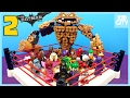 The LEGO Batman Movie Shake Rumble Game 2 with Lego Batman Blind Bag MiniFigures by KidCity