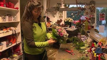 Zwischen Hochzeit und Todesfall  - Alltag im Blumenladen Stellingen