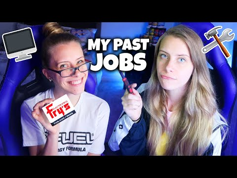 ALL ABOUT MY PAST JOBS (IT TECHNICIAN / PC TROUBLESHOOTING)