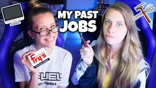 ALL ABOUT MY PAST JOBS (IT TECHNICIAN / PC TROUBLESHOOTING) | SoaR Butters
