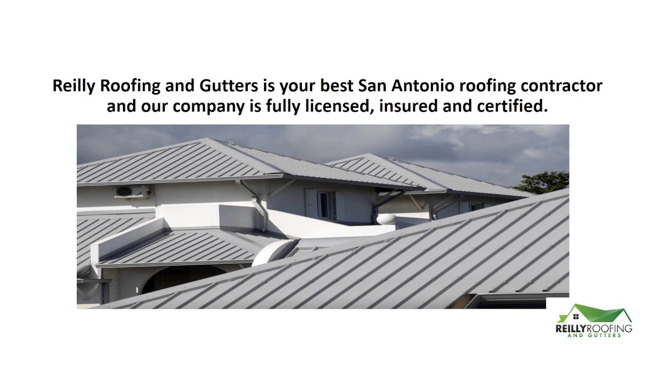 Elegant Reilly Roofing And Gutters | San Antonio, TX | Free Roof Inspection