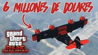 6 MILLONES DE DOLARES EN 10 SEGUNDOS! GTA V ONline