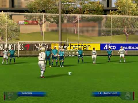 Free Kick On FIFA online 2