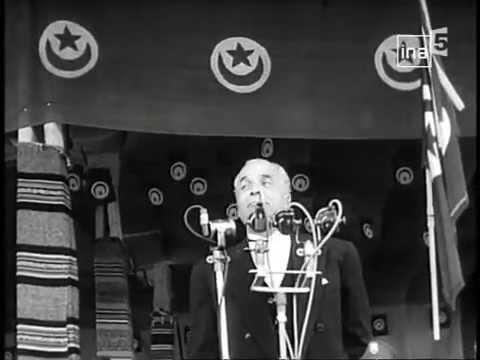 Un printemps 1956 - L'indépendance de la Tunisie [Documentaire complet - France 5]