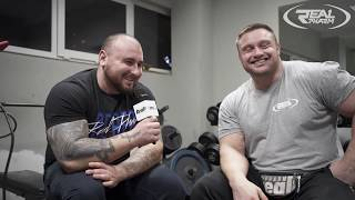 StrongShow - Krzysztof Radzikowski o zakończeniu kariery strongman