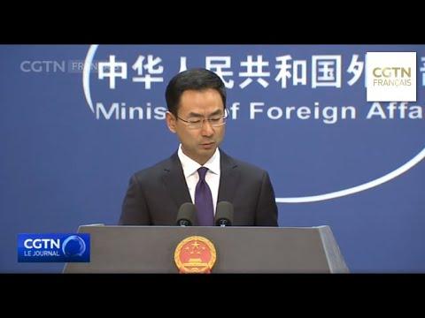 Beijing critique les propos d'un conseiller de la Maison Blanche sur les tests chinois