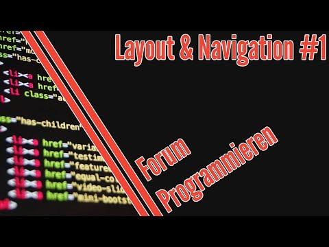 Layout & Navigation #1 | Forum Programmieren | Deutsch