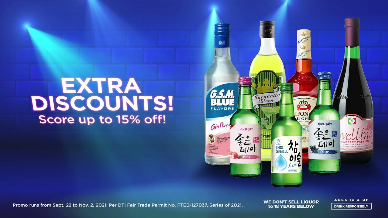 Quarantine E-numan promo sa 7-Eleven #liquor #inuman #erafflepromo