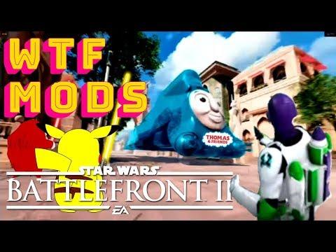CRAZIEST Mods for Battlefront 2