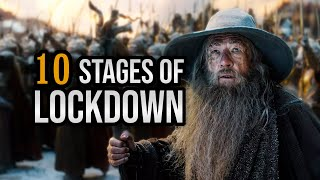 Gandalf but he's in lockdown