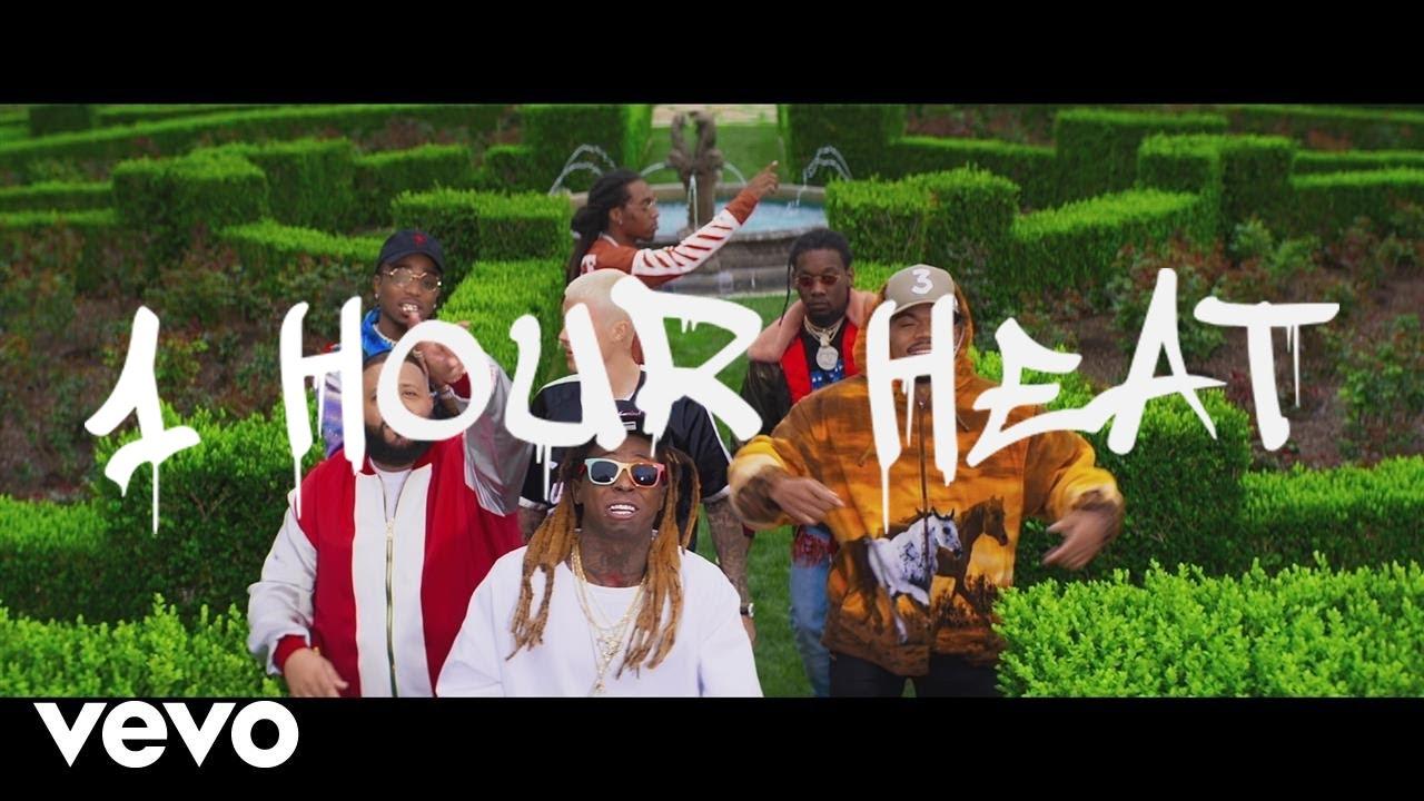Dj Khaled Im The One Ft Justin Bieber Quavo Chance The Rapper Lil Wayne 1 Hour Version