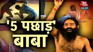 Special report: Yogguru Baba Ramdev takes on Olympian wrestler Sushil Kumar