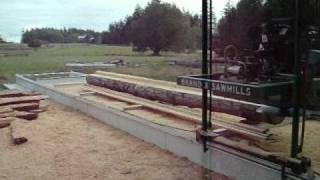 Brideck Enterprise Brand X Sawmill Automation