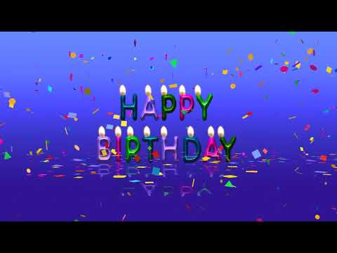Permalink to Birthday Animation For Download