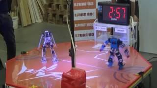 第17回ロボファイト ANSWER対ボーン・スモーカー