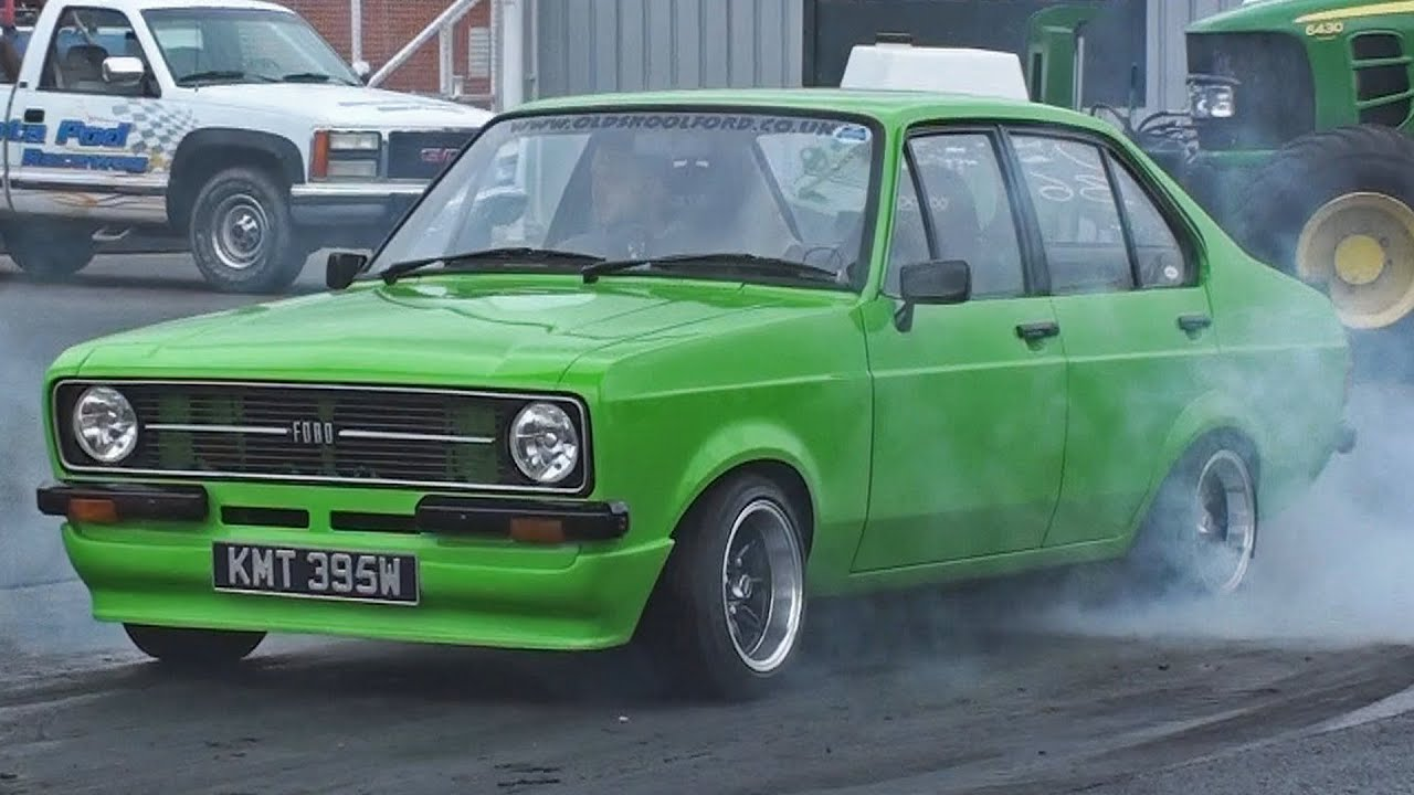 ford escort mk2 runs at 98 mph youtube. Black Bedroom Furniture Sets. Home Design Ideas