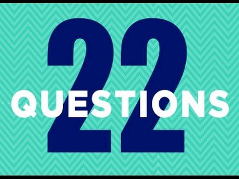 22 Questions ft Cindy Chu