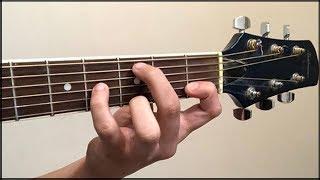 El acorde mas bonito en guitarra
