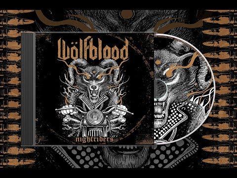 Motorpunk, Speed Rock & Rollers Wölfblood debut EP Nightriders | Video Teaser