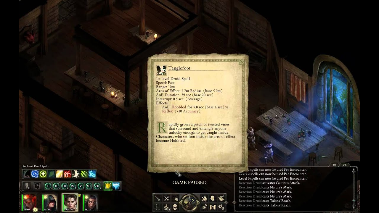 Pillars of Eternity: White March - the Druid Guide