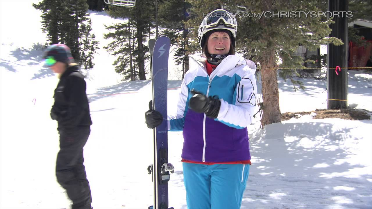 2016 Blizzard Black Pearl Women s Skis - Christy Sports - YouTube 74b46bed6bc9