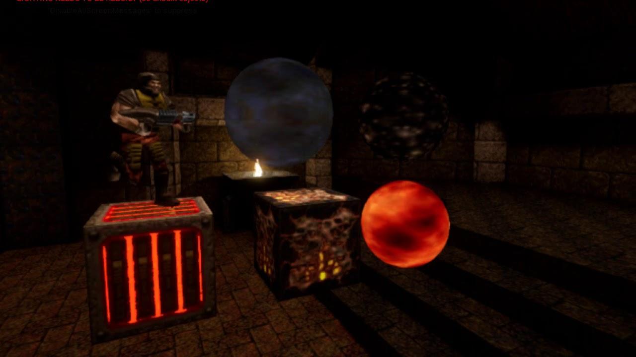 PLUGIN] Importing Quake 1 bsp - Unreal Engine Forums