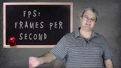 What is Rendering? And what do they mean by FPS? Find out here at Newbies Corner for may 2014
