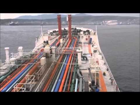 LPG/C Jemila_old ship for scrap