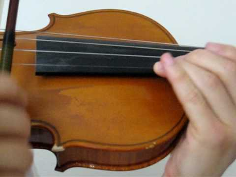 How to play Up Soundtrack : Married Life (Violin theme)