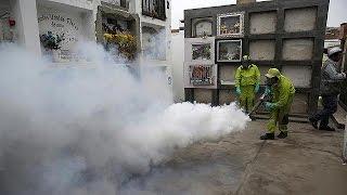 """وفاة ثلاثة أشخاص مصابين بفيروس """"زيكا"""" في كولومبيا"""