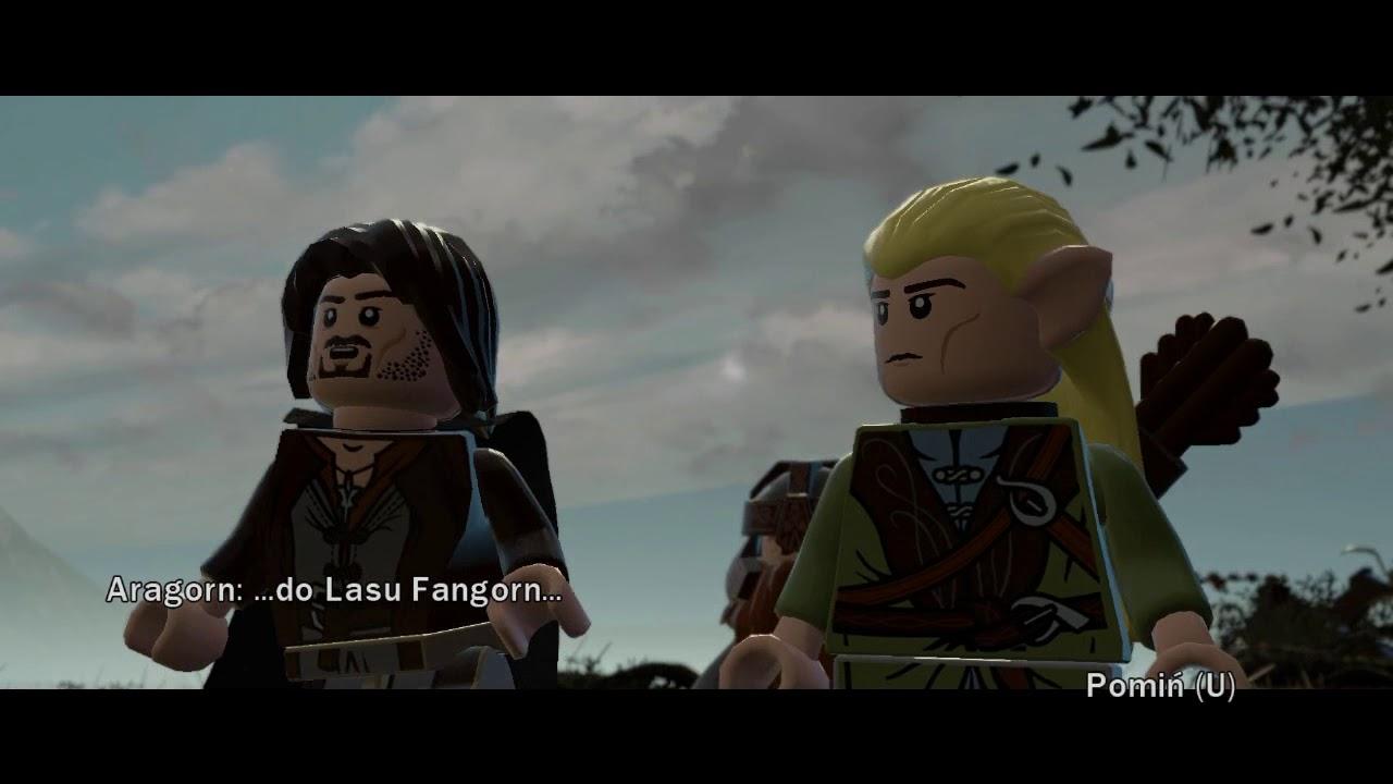 Lego Władca Pierścieni Tropem Hobbitów Minizestaw Skarby