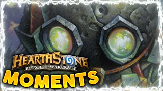 Hearthstone Funny Moments #9 - Daily Hearthstone Epic Moments Best Funny Lucky Plays | Boom Bots