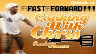 Cooking With Chris Ep.12: Crusted Parmesan Tilapia
