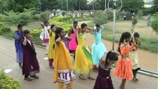 JCI INDIA JJ DANCE JCI NELLORE TOWN ZONE IV