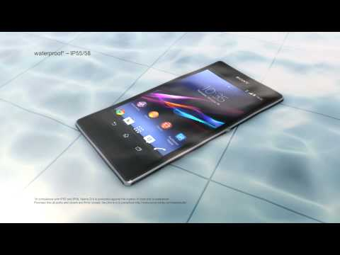 Xperia Z1ˢ  -- The world's best camera in waterproof smartphone