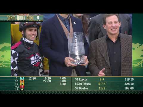 La Brea Stakes (Grade I) - December 26, 2018