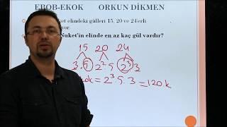 ebob ekok 2 Problemler / En kısa yollarla ve temel tanımlarla matematik