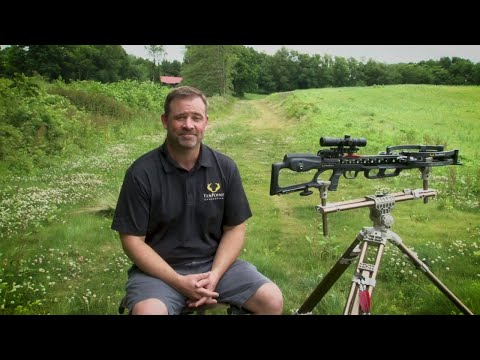 TenPoint Crossbows Tech Tip:  Practical Range For Ethical Crossbow Hunting Shots