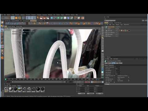 Cinema 4D Tutorial - Minigun Part 12 - Conclusion