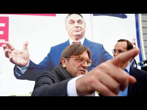 Verhofstadt desvaloriza acusações de Orbán