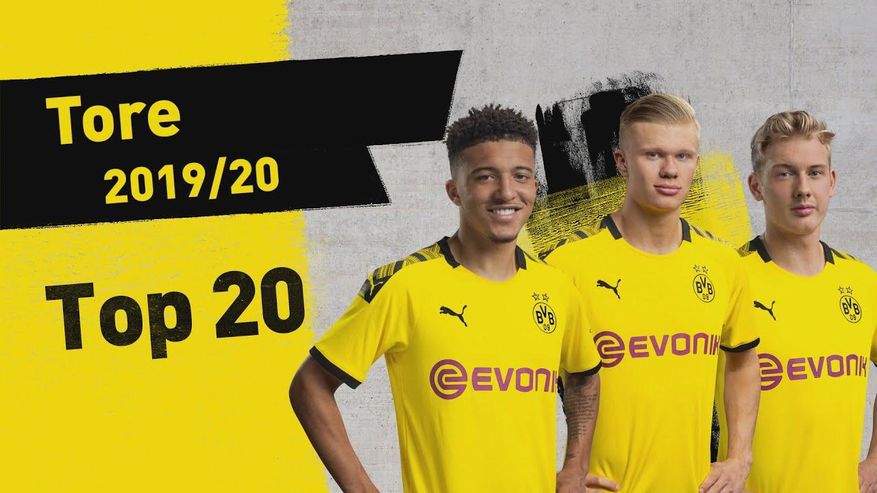 Haaland, Sancho & more! | Top 20 Goals of the season 2019/20