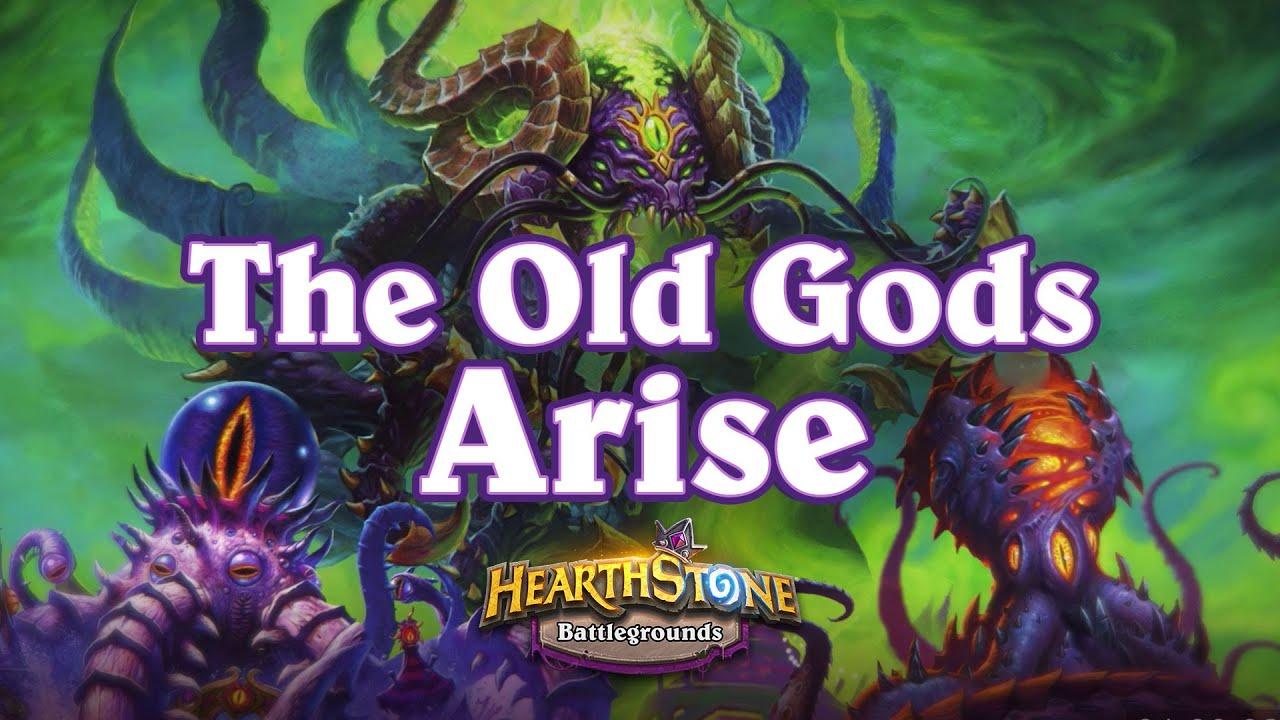 Old Gods Battlegrounds Update