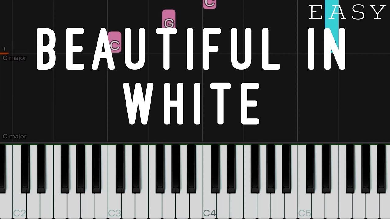 Closer you & i gino padilla   medium piano tutorial youtube.