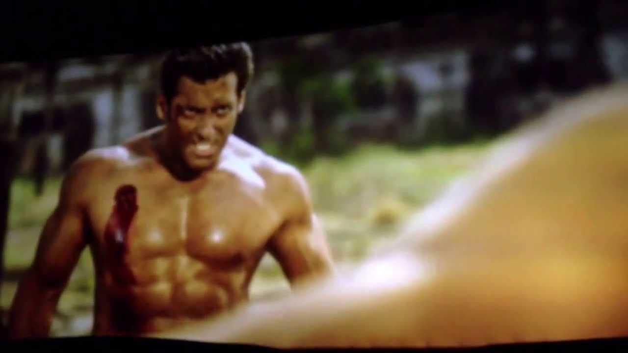 jai ho salman khans shirtless scene youtube