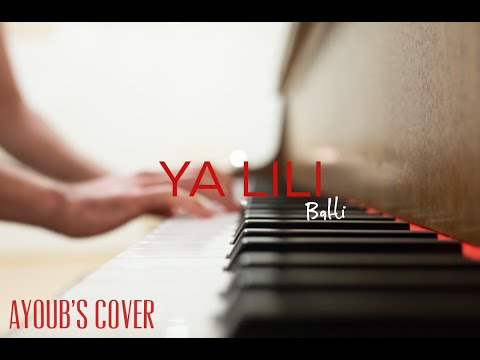 Balti   Ya Lili Feat Hamouda Official Music Video piano cover