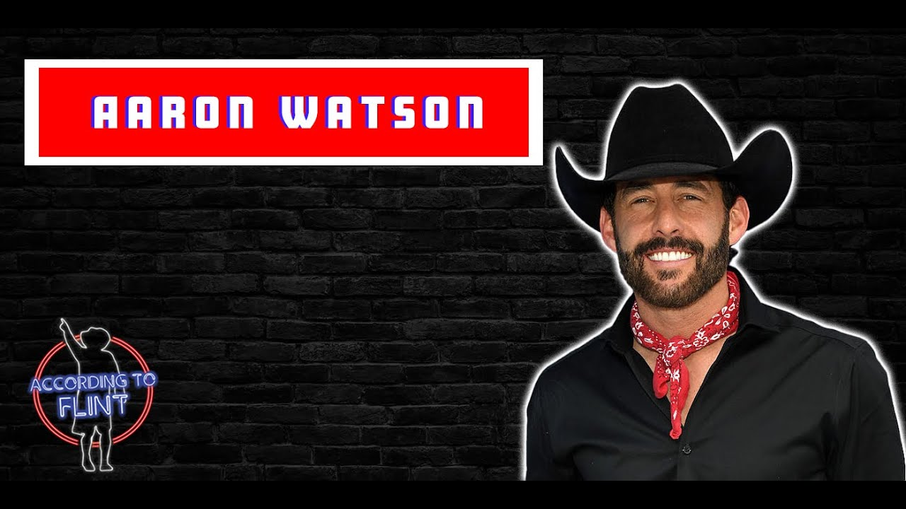 Episode 21 - Country Music Star Aaron Watson