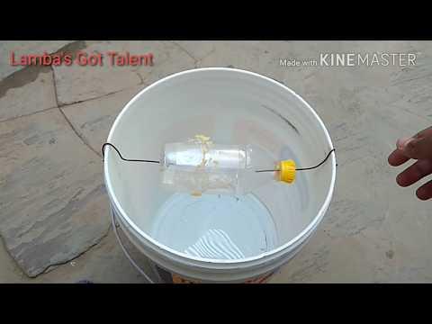 рд╕рд┐рд░реНрдл 2 рдорд┐рдирд┐рдЯ рдореЗрдВ рдкрдХрдбрд╝реЗ рдЪреВрд╣реЗред make Rat cage in 3 minute in Indian style