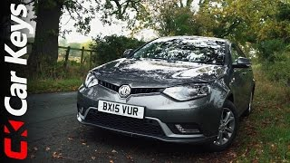 MG 6 2015 review - Car Keys